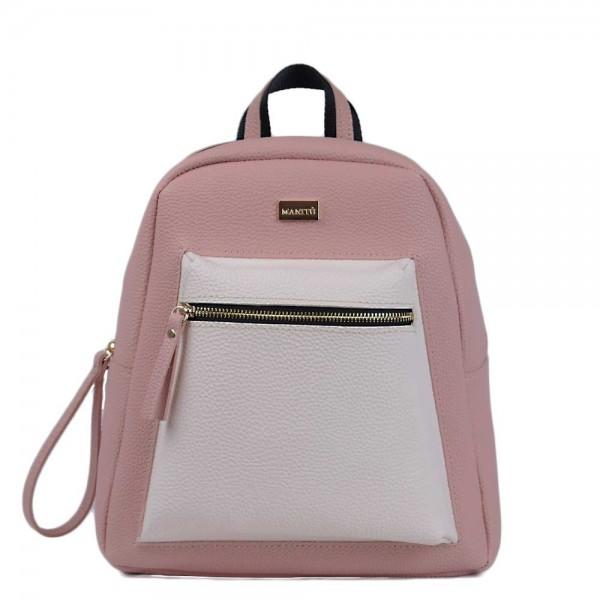 Τσάντα πλάτης ρόζ 70-242
