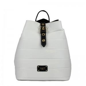 Γυναικεία τσάντα πλάτης Λευκή 28-237