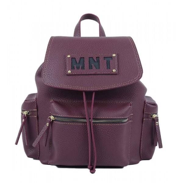Τσάντα πλάτης Μπορντό70-222