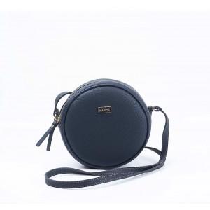 Τσάντα χιαστί μαύρη 70-233
