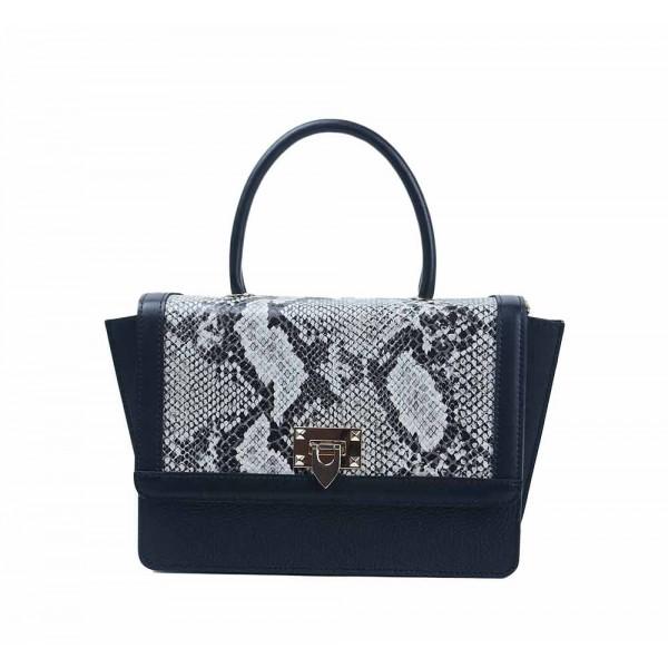 Τσάντα χειρός με φίδι 50-235