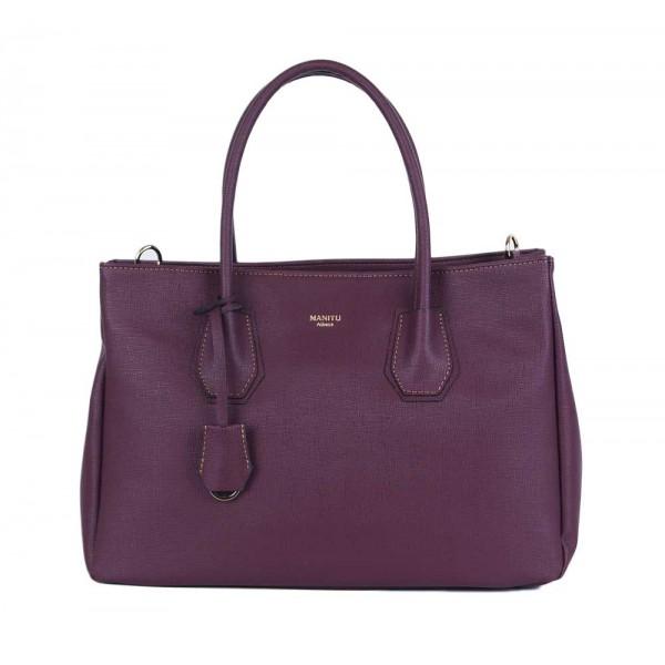Tote τσάντα μπορντό 18-209
