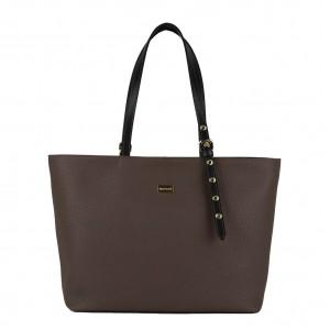 Γυναικεία τσάντα ώμου Πούρο shopping bag 70-247